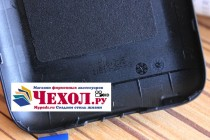 Родная оригинальная задняя крышка-панель которая шла в комплекте для blackberry q5 черная