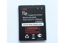 Аккумуляторная батарея 1050mah bl3506 на телефон fly e154 + инструменты для вскрытия + гарантия