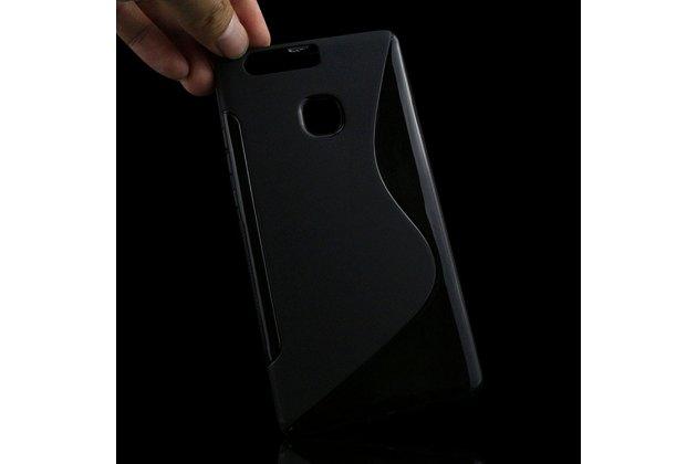 Ультра-тонкая полимерная из мягкого качественного силикона задняя панель-чехол-накладка для google pixel/htc google nexus 2016/ htc nexus s1 черная