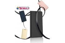 Премиальный элитный чехол-книжка с мульти-подставкой и визитницей для google pixel 2 xl водоотталкивающий цвет черный