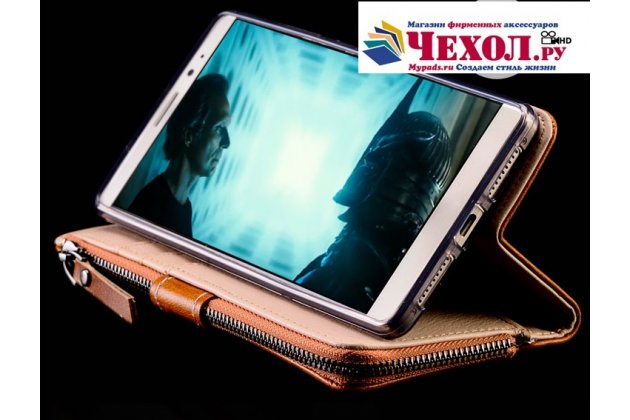 Чехол-портмоне-клатч-кошелек на силиконовой основе из качественной импортной кожи розовый для google pixel 2 xl
