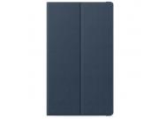Фирменный оригинальный подлинный чехол с логотипом для Huawei MediaPad M3 Lite 8 (CPN-W09/AL00) Smart Wake син..