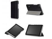 Фирменный умный чехол самый тонкий в мире для Huawei MediaPad T3 7.0 (BG2-W09) iL Sottile черный пластиковый И..