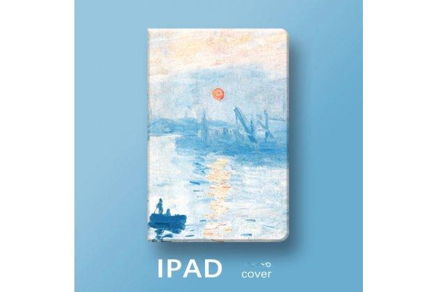 Необычный чехол для ipad air 2 тематика море