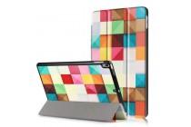 Фирменный необычный чехол для iPad Pro 10.5 тематика яркая Мозаика