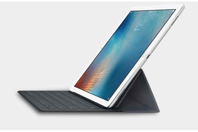 Чехол-клавиатура apple smart keyboard (mjyr2zx/a) для ipad pro 12.9 черный английская раскладка + гарантия + русские клавиши