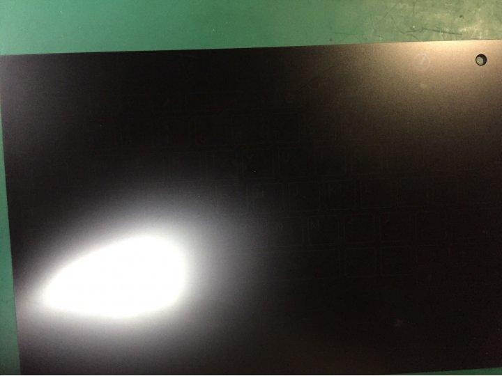 Сенсорная клавиатура для планшета lenovo yoga book 10.1  yb1- x90l / za0w0014ru черного цвета + гарантия..