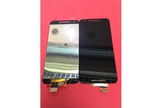 Lcd-жк-сенсорный дисплей-экран-стекло с тачскрином на телефон lg google nexus 5x черный + гарантия