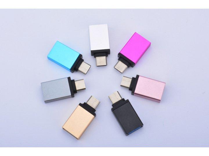 USB-переходник / OTG-кабель для телефона Meizu M5S + гарантия