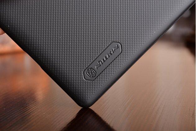 Задняя панель-крышка-накладка из тончайшего и прочного пластика для nokia 3 черная