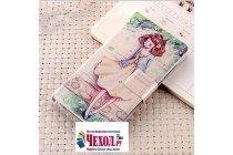 Уникальный необычный чехол-подставка для oneplus 5t  тематика девочка