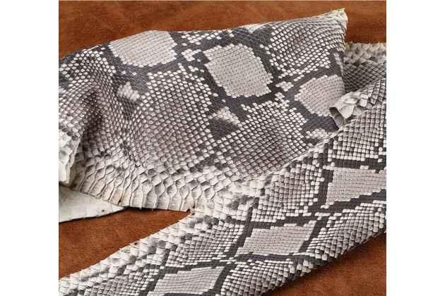 Элегантная экзотическая задняя панель-крышка с фактурной отделкой натуральной кожи змеи для oneplus 5t белая. только в нашем магазине. количество ограничено.