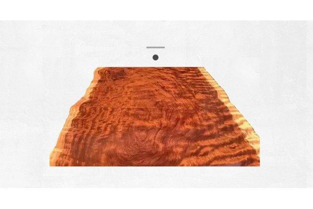 """Деревянная из натурального бамбука задняя панель-крышка-накладка для oneplus 5t """"тематика кассета"""""""