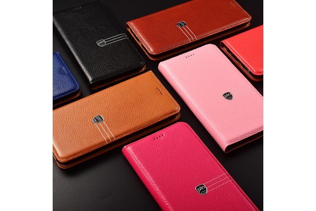 Чехол-книжка из качественной импортной кожи с мульти-подставкой и визитницей для oneplus 5t розовый