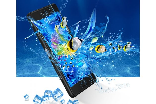 3d защитная пленка с закругленными краями которое полностью закрывает экран для телефона sony xperia x performance/ x performance dual глянцевая