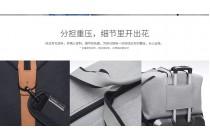 Дорожная сумка meizu waterproof travel bag для путешествий / ручной клади