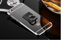 Металлическая задняя панель-крышка-накладка из тончайшего облегченного авиационного алюминия для xiaomi mi 5c черная