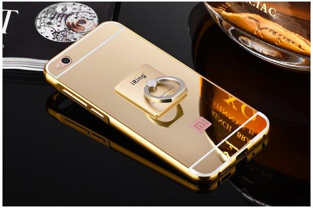 Металлическая задняя панель-крышка-накладка из тончайшего облегченного авиационного алюминия для xiaomi mi 5c золотая