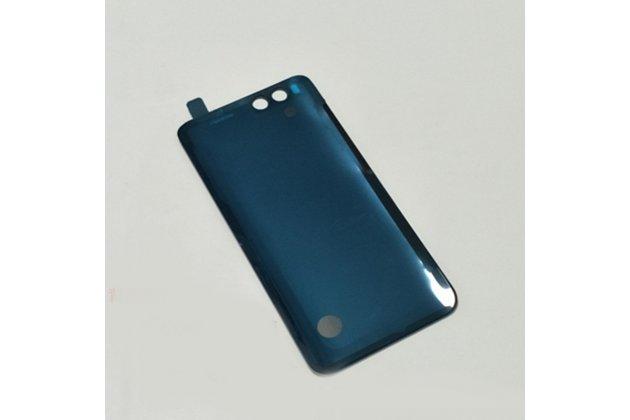 Родная задняя крышка-панель которая шла в комплекте для xiaomi mi 6 черная