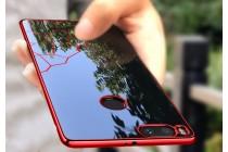 Ультра-тонкая полимерная из мягкого качественного силикона задняя панель-чехол-накладка для xiaomi mi 5x/xiaomi mi a1 с красивым дизайном красная