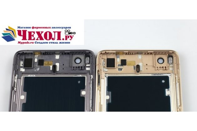 Родная задняя крышка-панель которая шла в комплекте для xiaomi mi 5s / xiaomi mi5s 5.15 серая