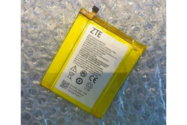 Аккумуляторная батарея 2705mah li3927t44p8h726044 на телефон zte axon 7 mini + инструменты для вскрытия + гарантия