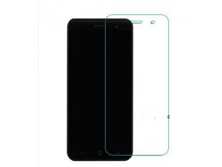 Защитная пленка для телефона zte blade a520 5.0 (ba520) глянцевая..