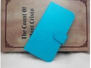 Фирменный чехол-книжка из качественной импортной кожи с подставкой застёжкой и визитницей для CUBOT C9+  / C9W..