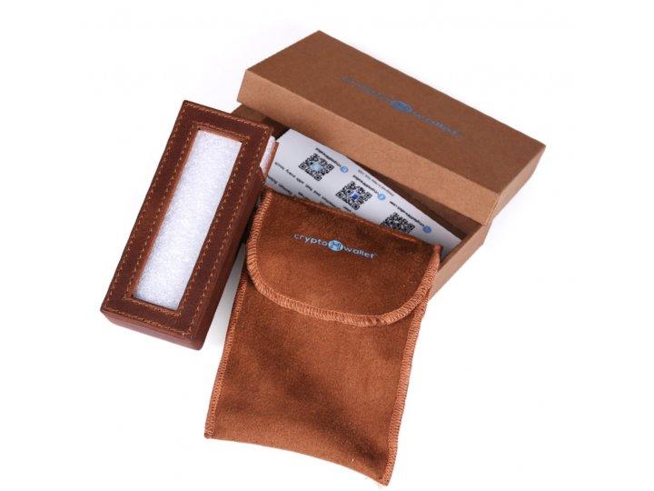 Чехол-сумка-кожух-кобура из качественной импортной кожи для keep key..