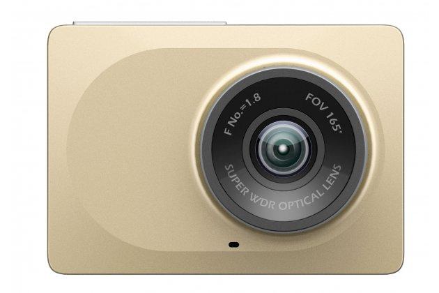 "Видеорегистратор xiaomi yi smart dash camera (yi car wifi dvr) full hd / wi-fi / 2.7"" + гарантия"