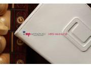 Чехол-обложка для Acer Iconia Tab A110/A111 белый кожаный..