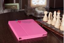 Чехол-обложка для acer iconia tab a210/a211 розовый
