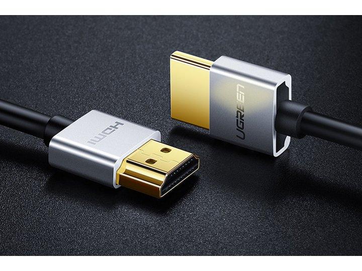 HDMI кабель 2.0 4k UGREEN для компьютера и телевизора 3 метра + гарантия