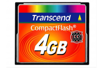 Карта памяти compact flash card 4 gb cf133 для мультимедийной технике
