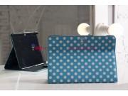 Чехол для Samsung Galaxy Tab 1 10.1 P7500/P7510 бело-голубой далматинец..