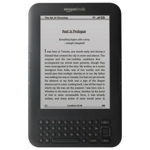 Электронная книга Amazon Kindle 3 Wi-Fi