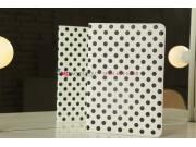 Чехол для Samsung 10.1 P7500 черно-белый далматинец..